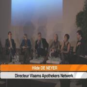 Politiek Debat tijdens de Tweede Top van de Vlaamse Apotheker